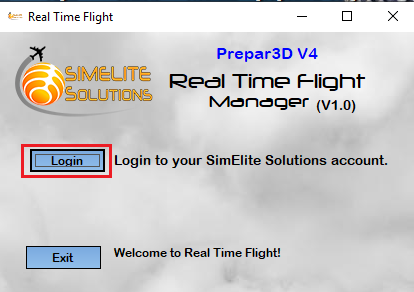 Real Time Flight Manager